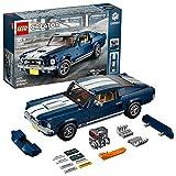 LEGO Kit da Montaggio Modello Auto, Colore Blu, Ford Mustang 1960, 5702016368260