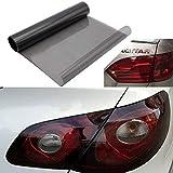 Wilktop Koplampfolie, Auto Folie Koplamp Film Tint Film Sticker Autofilm voor Autokoplampen, Mistlichten, Achterlicht (Licht