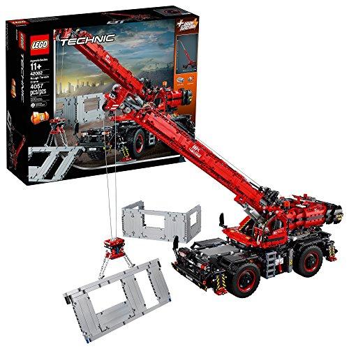 Lego Technic Grande gru mobile 42082 (4057 pezzi)