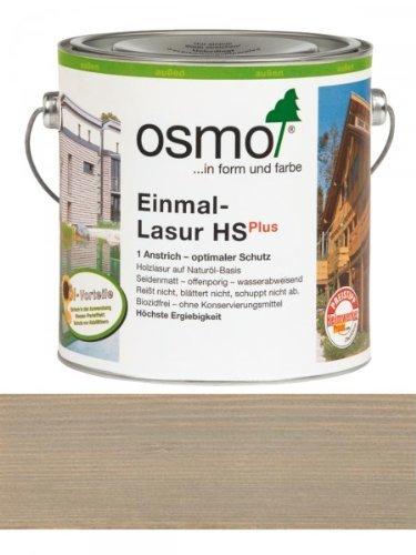 Osmo Einmal-Lasur HS Plus Silberpappel (9212) 750 ml
