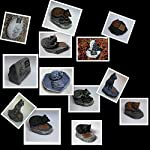 ClassCast Sleeping CAT MEMORIAL PERSONALISED Rock Stone SYMPATHY PET Grave stone Bereavement 11