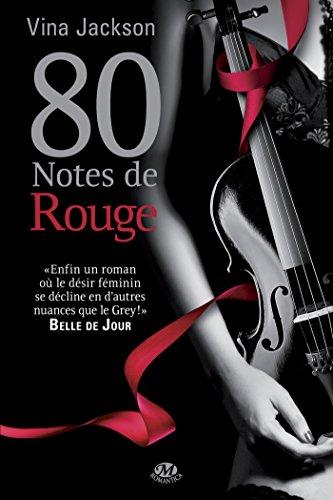 80 notes de rouge 3 romantica french edition ebook vina 80 notes de rouge 3 romantica french edition by jackson fandeluxe Gallery