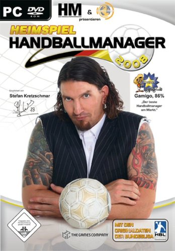 Heimspiel Handballmanager 2008
