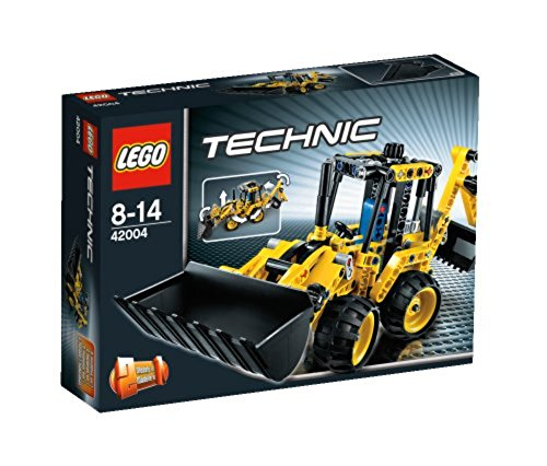 LEGO Technic 42004 - Mini-Baggerlader