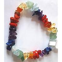 Lovely Handverarbeitetes Chakra Edelstein Chip Bead Crystal Healing Armband preisvergleich bei billige-tabletten.eu