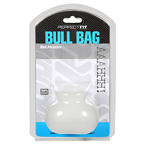 Perfect Fit 0.75-Inch Clear Bull Bag Ball Stretcher