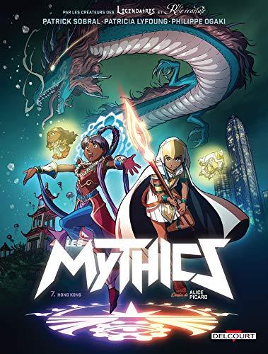 Mythics 07. Hong Kong par Philippe Ogaki