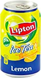 Lipton Lemon ICE TEA 330 ml. Dosen 72 x 33 cl