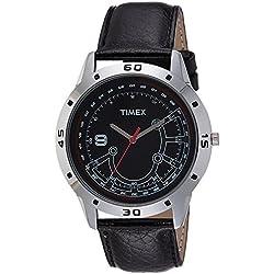 Timex Analog Black Dial Men's Watch-TW00ZR112