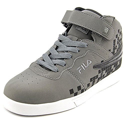 Fila Vulc 13 Digital Fade Simili daim Baskets Cstrk-Blk-Wht