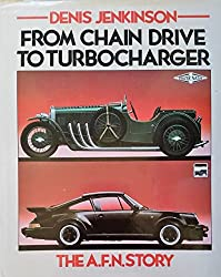 From Chain Drive to Turbocharger: Archie Fraser Nash Story