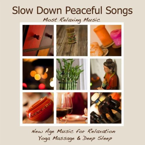 Relaxation - New Age Spa Music Experience
