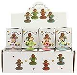 Schutzengel in Geschenk-Minikartons 24er Display