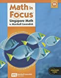 Math in Focus: Singapore Math Grade 1A (Common Core: Math in Focus)