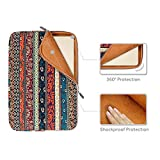 Plemo 13 - 13.3 Inch Bohemian Style Laptop Sleeve Case Bag for MacBook / Surface Book / Notebook Computer