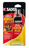 Sader Colle Contact Néoprène liquide - Tube de 125ml