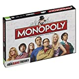 The Big Bang Theory Monopoly Brettspiel Standard