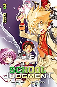 School Judgment Edition simple Tome 3