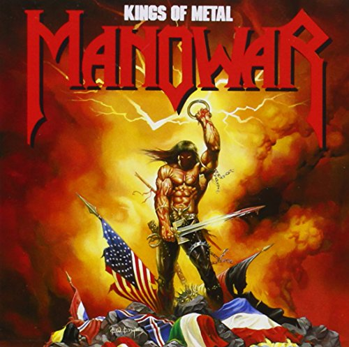 Manowar: Kings of Metal (Audio CD)