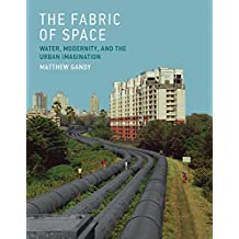 The Fabric of Space: Water, Modernity, and the Urban Imagination (MIT Press) (English Edition)
