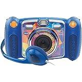 VTech - Kidizoom Duo, cámara de fotos digital, color azul (3480-170822)