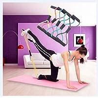 Correa elástica para entrenamiento de yoga, para gimnasio, gimnasio, fitness, etc. 8 palabras (tamaño: al azar)