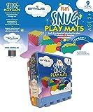 EnviUs Snug Plus Play Mat Rainbow 9 : Ul...