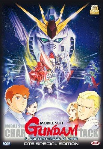 Mobile suit Gundam Il contrattacco di Char
