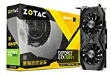 Zotac ZT-P10810D-10P Carte Graphique GeForce GTX 1080 Ti 11GB GDDR5X 3584 Core 1569MHz GPU 1683MHz Boost