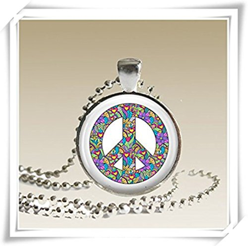 Símbolo de la Paz collar PAZ