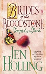 Tempted by Your Touch (Brides of the Bloodstone)