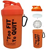 5 O'clock Sports Fat Boy Shaker Bottle - 600 Ml ®
