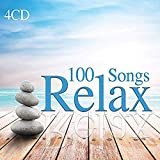 4 CD 100 Songs Relax, Musique relaxante, Wellness Relax, Lounge Music, Relaxing, Meditation, Sound Of Nature, Chillout Music, Spa Music