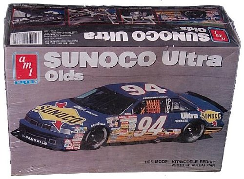 6738-amt-ertl-sunoco-ultra-olds-1-25-scale-plastic-model-kit