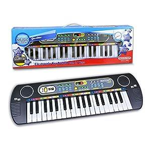Bontempi 12 3780 Instrumento Musical de Juguete Piano Juguete Musical - Juguetes Musicales (Instrumento Musical de Juguete, Piano, 3 año(s), Niño/niña, Digital, Multicolor)
