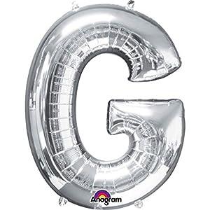 Anagram- Globo de helio gigante, forma de la letra G (32958)
