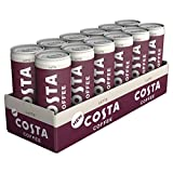 Costa Coffee Latte 12 x 250ml Cans