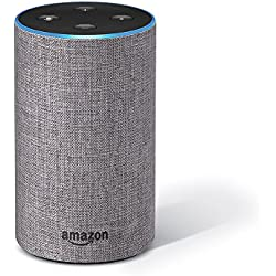 Amazon Echo - Smart speaker with Alexa | Powered by Dolby - Grey