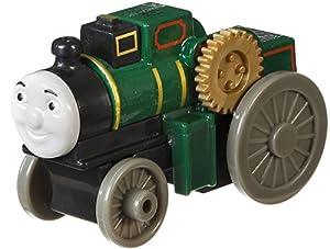 MATTEL Fisher Price dxr90–Thomas Adventures Kleine Locomotora Trevor, Preescolar de parte Mundos