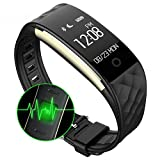 BOGOSS Fitness Tracker, cardiofrequenzimetro impermeabile Activity Tracker GPS Route Tracking...