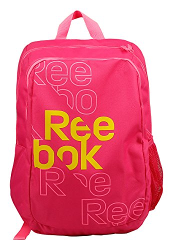 Reebok Kids Royal Graph Backpack - Mochila, color rosa, talla única