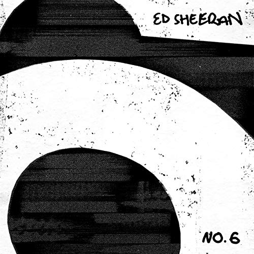 Ed Sheeran - Nº 6 Collaborations (Cd Jewel)