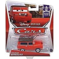 Disney Cars Cast 1:55 - Coche y Vehículos Modelos de 2013 a Elegir - Maurice Wheelks - Palace Chaos