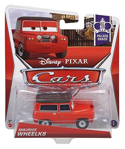 Disney Pixar Cars Maurice (Palace Chaos, #5 of 9)