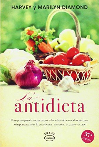 La antidieta (Vintage)