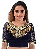 Maruti Enterprise Women's Velvet Un-Stit...
