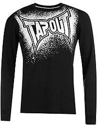 Tapout Herren Longsleeve Waffelpiqué-Shirt (559388)