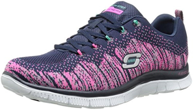 Skechers Flex Appeal Talent Flair, Zapatillas para Mujer
