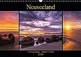 Neuseeland - Attraktiver Süden (Wandkalender 2019 DIN A3 quer): Die Südinsel Neuseelands ist die Insel der Gegensätze. (Monatskalender, 14 Seiten ) (CALVENDO Natur)