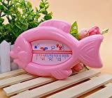 danapp Baby Thermometer Baby Badethermometer Fisch Wasser Thermometer Care Supplies Pink